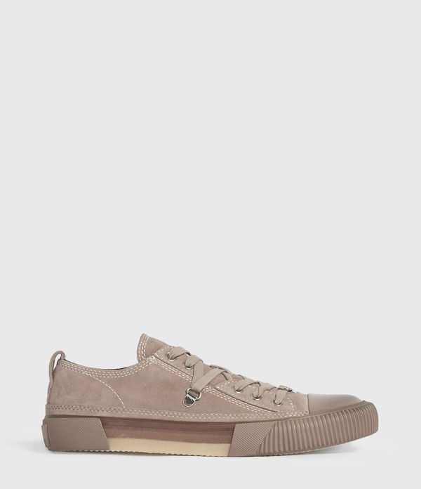 Jazmin Suede Low Top Trainers
