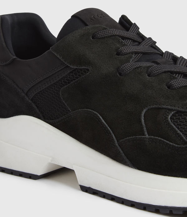 Skye Leather Trainers