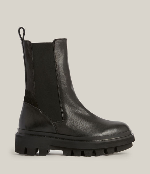 billie leather boots