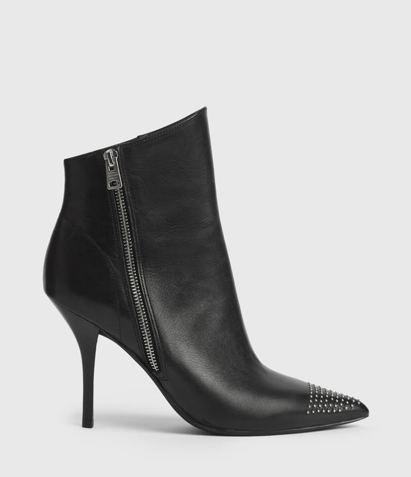 bottines stiletto valeria