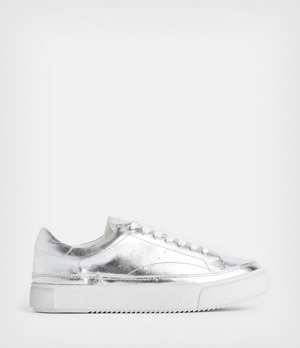 Trish Leather Trainers
