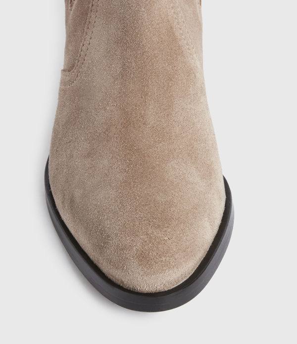 Miriam Suede Boots