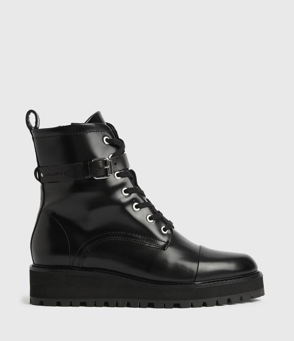 Donita Wedge Boots