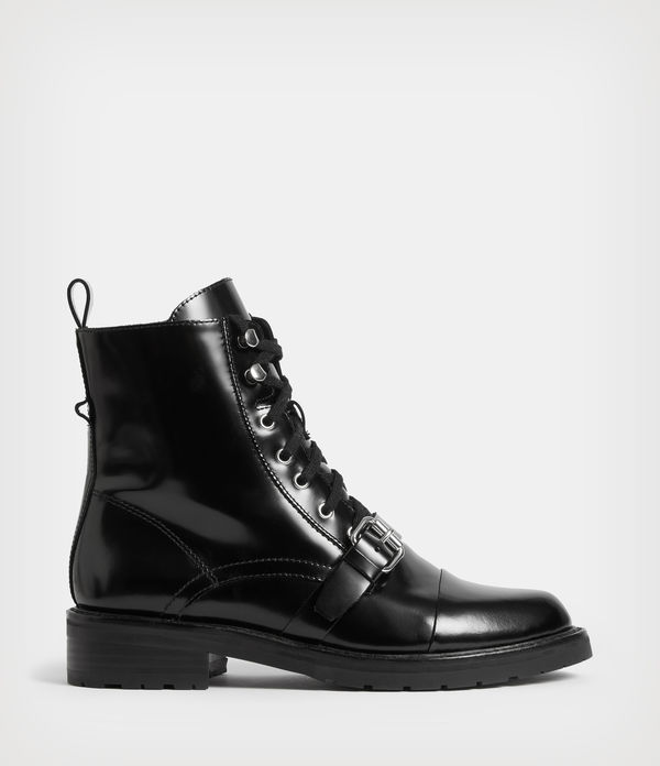 donita lace up boot