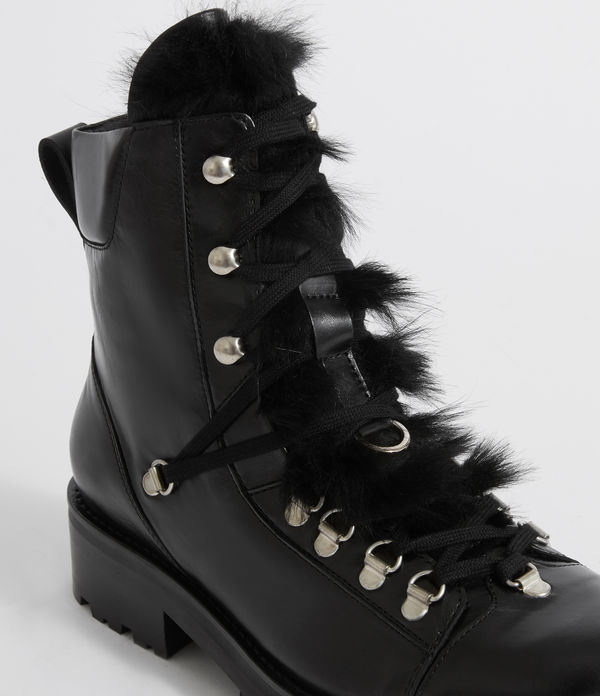 Franka Shearling Boot