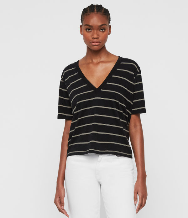 Saro Stripe T-Shirt