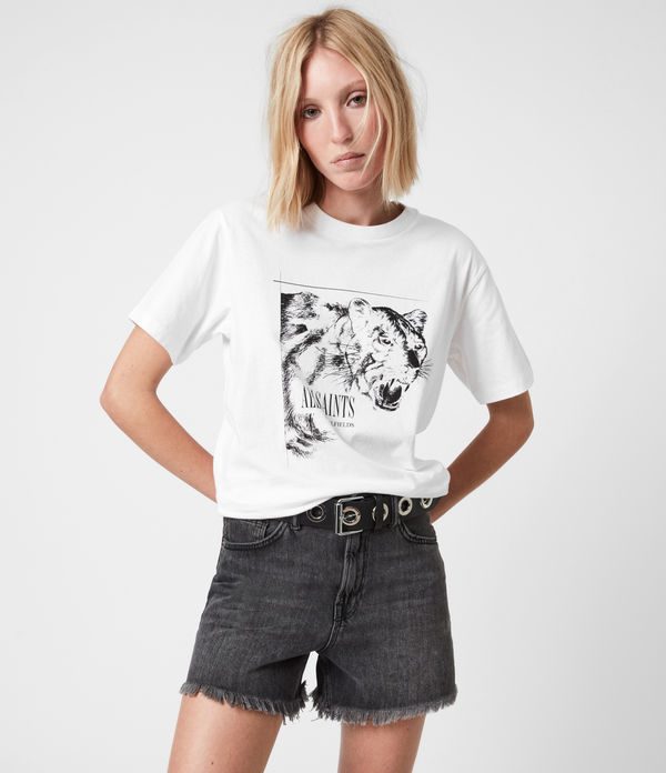 Panthera Boyfriend T-Shirt