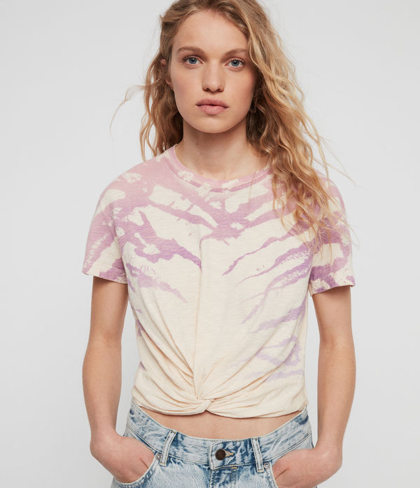 Ombre Stripes Carme T-Shirt