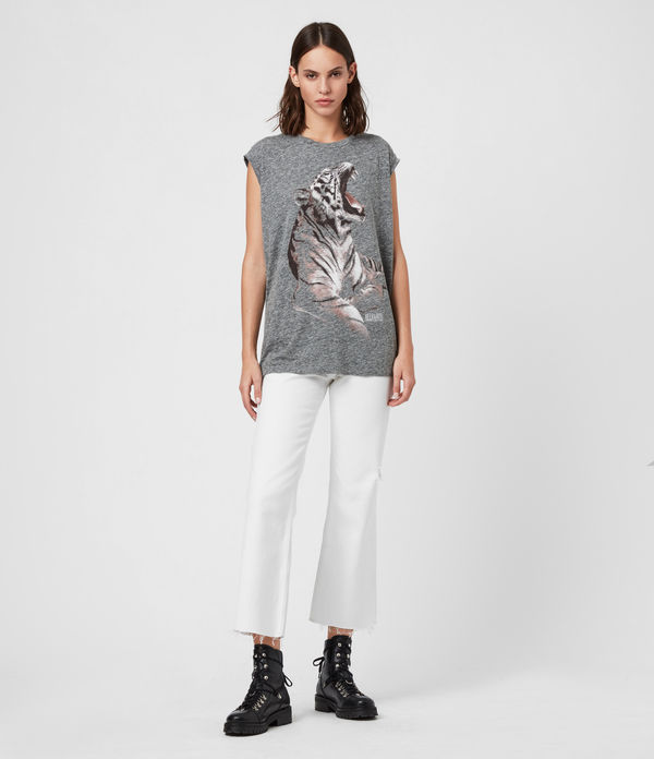 T-shirt Tigress Brooke - Con grafica Tiger