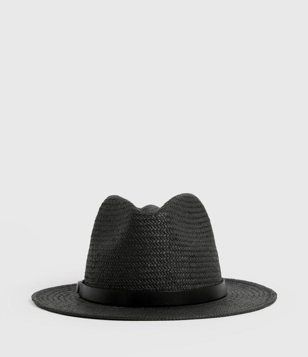 Eliza Straw Fedora Hat