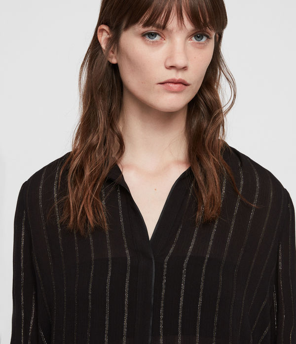 Keri Stripe Shirt