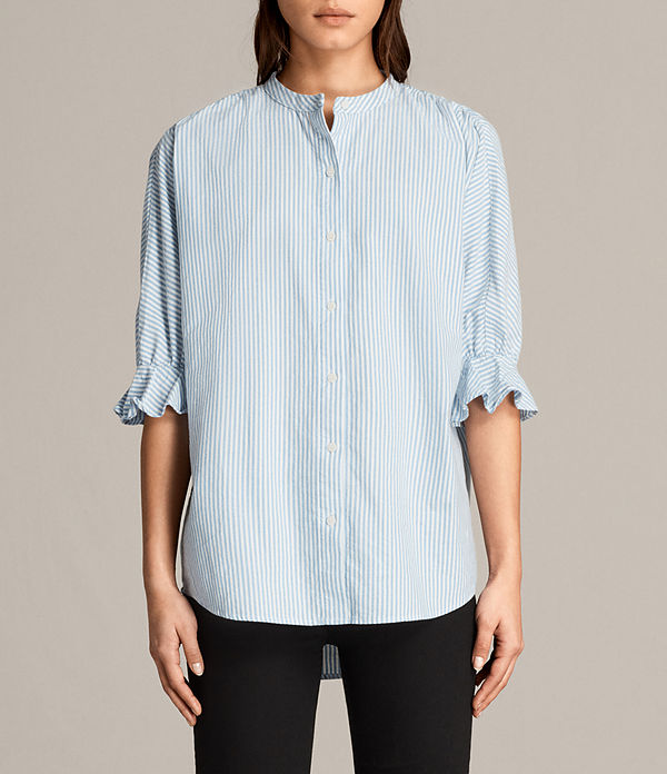 Joanna Stripe Shirt