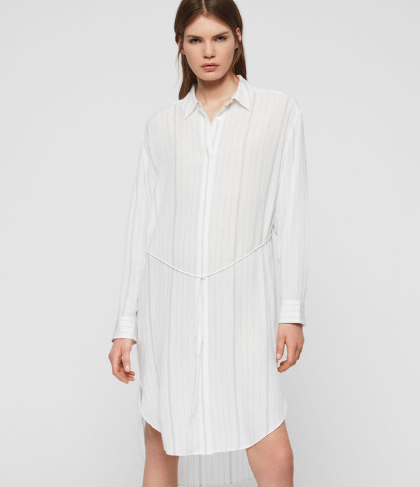 Hana Shirt Dress