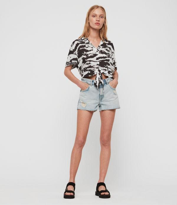 e118cd832c33a0 ALLSAINTS UK: Women's Tops & shirts, shop now.
