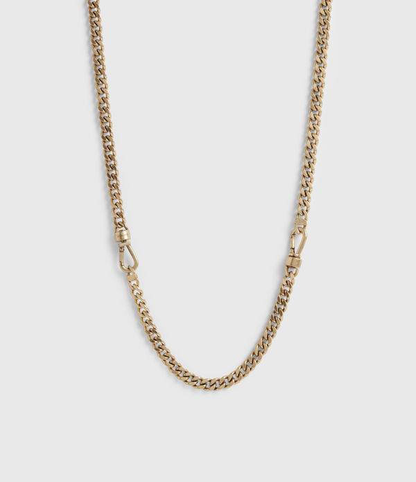 Lexa Gold-Tone Chain Necklace