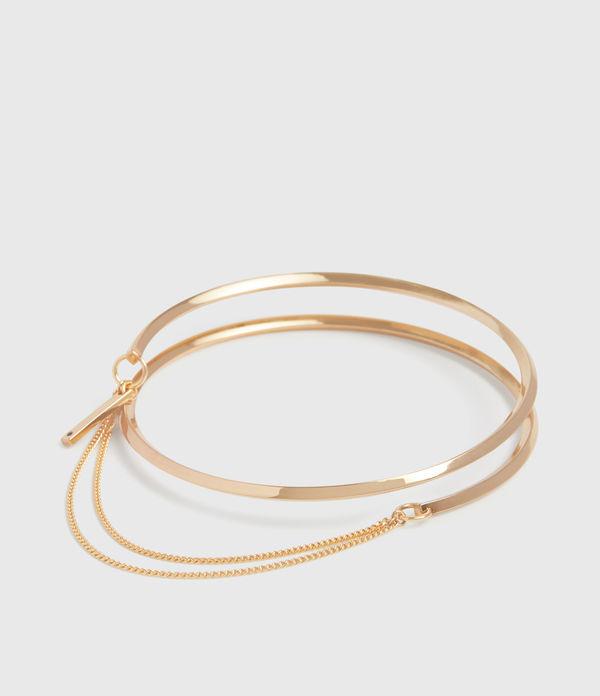 Bree Gold Tone Bracelet