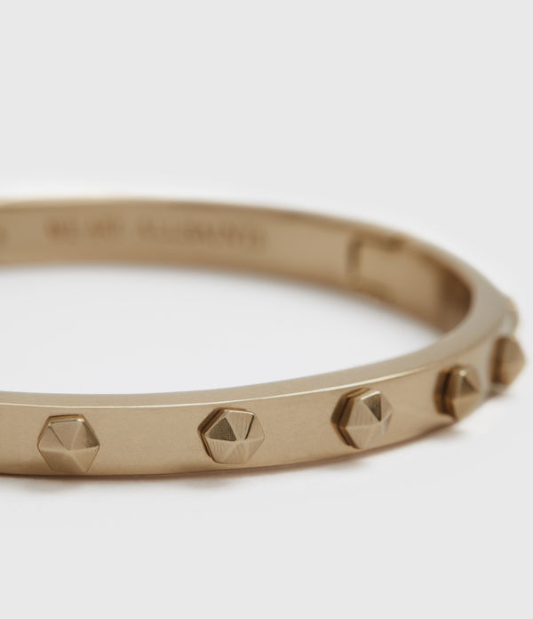 Hex Bangle Armreif