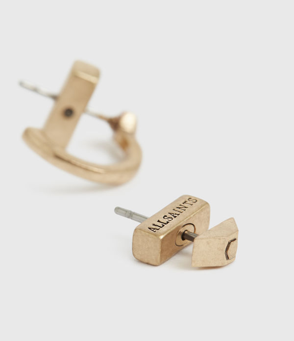 Hallie Gold-Tone Earrings