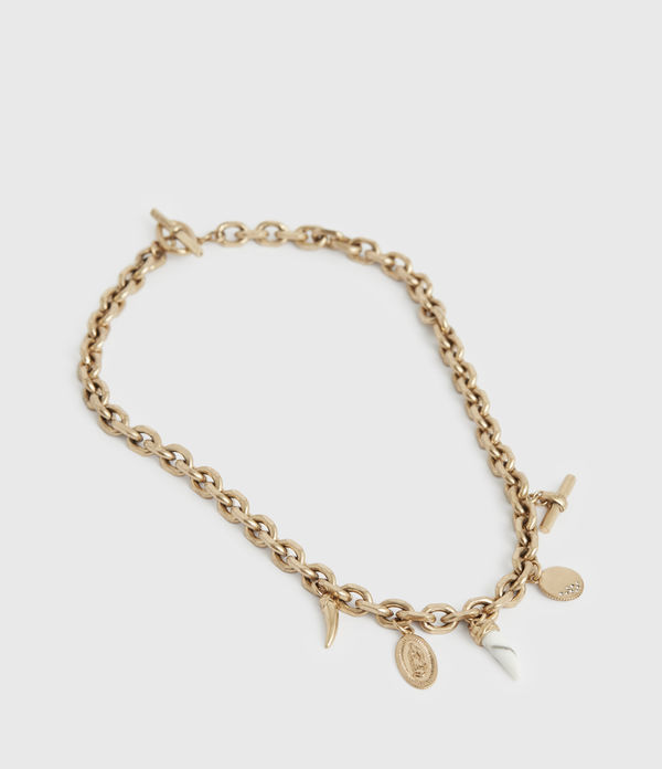 Kina Gold-Tone Necklace