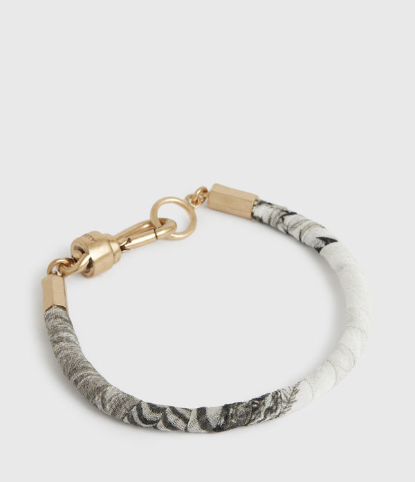 Kashmir Wrapped Bracelet