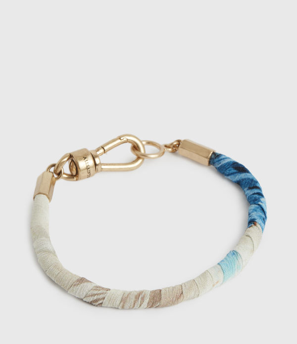 Swoop Wrapped Bracelet