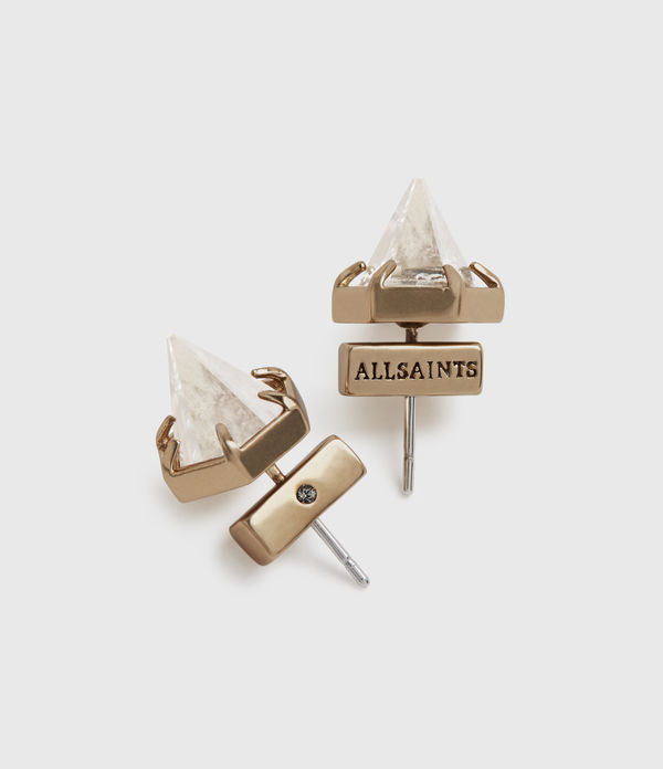 Kailey Gold-Tone Stud Earrings