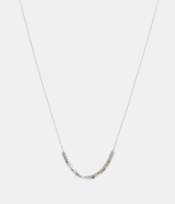 Amur Silver-Tone Necklace