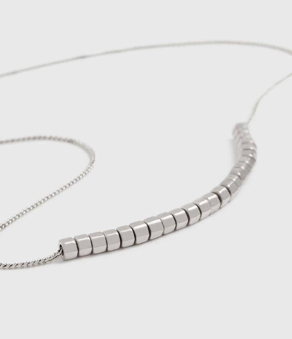 Amur Silver-Tone Necklace