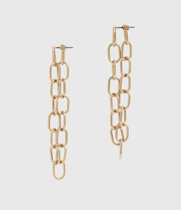 Anadyr Gold-Tone Earrings