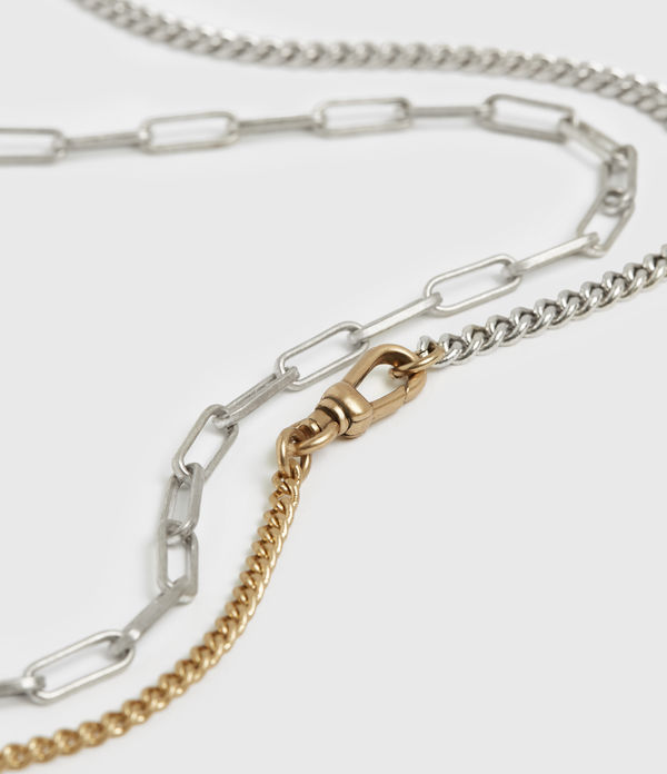 Dakotas Mixed Chain Necklace