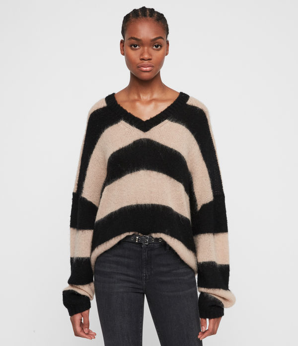 lou v-neck sweater