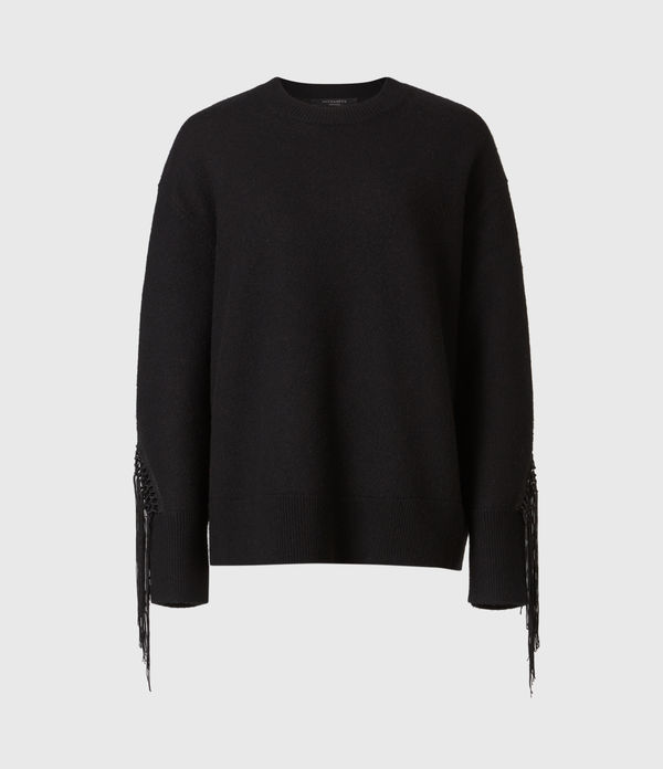 Robyn Merino Wool Sweater