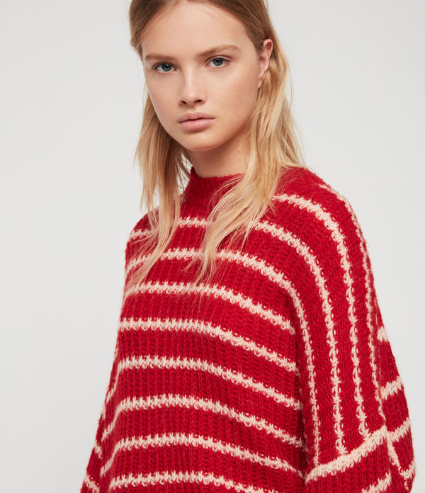 Renne Stripe Jumper