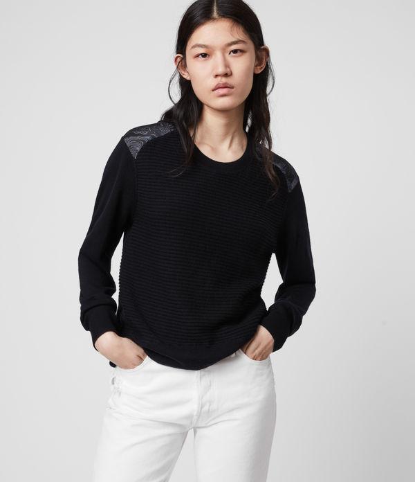 Baya Hatsukoi Merino Wool Jumper