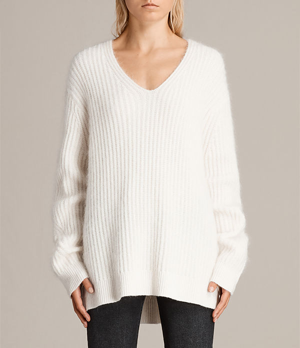 Ade V-neck Jumper