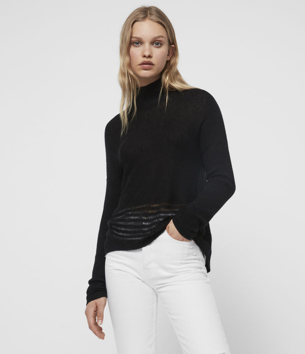 Mara Turtle Neck Jumper