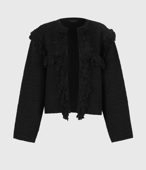 Ashley Tassel Jacket
