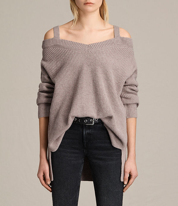 Dasha V-Neck Sweater