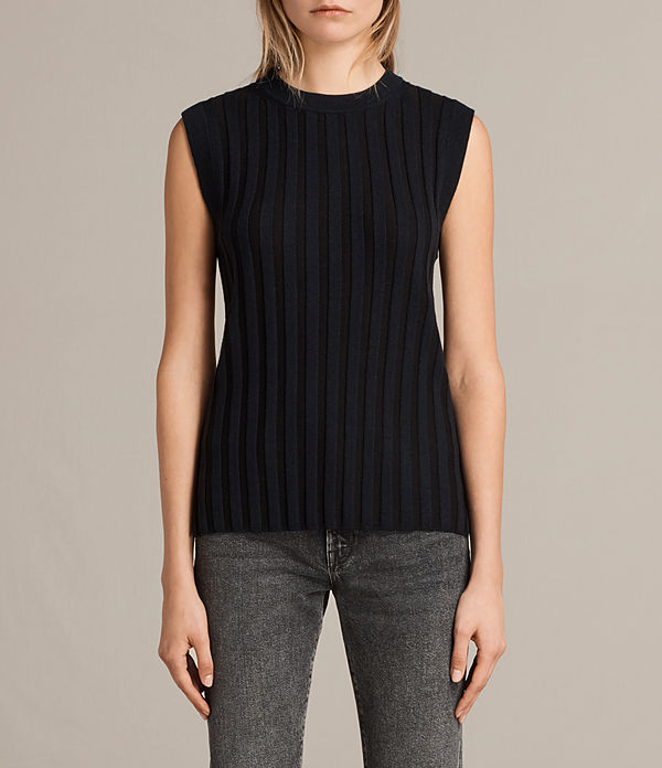 kait knitted tank