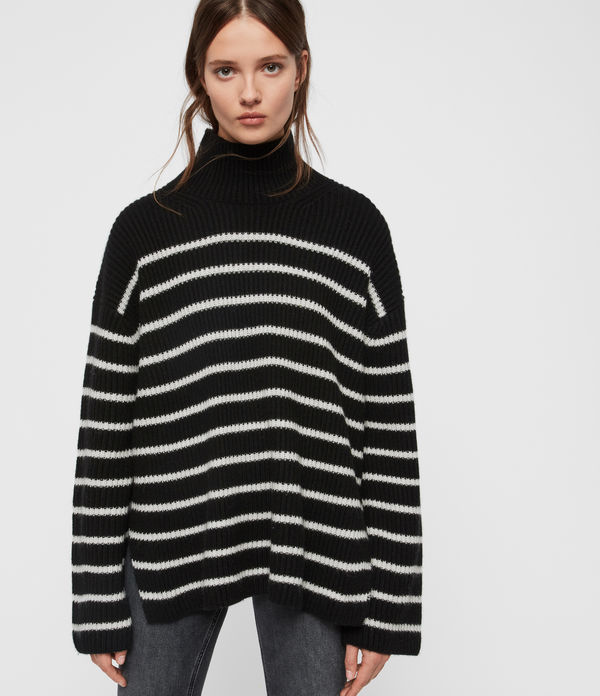 Melody Cashmere Blend Sweater