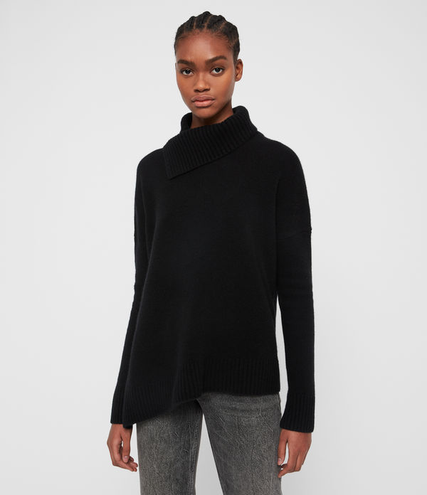 Witby Roll Neck Sweater