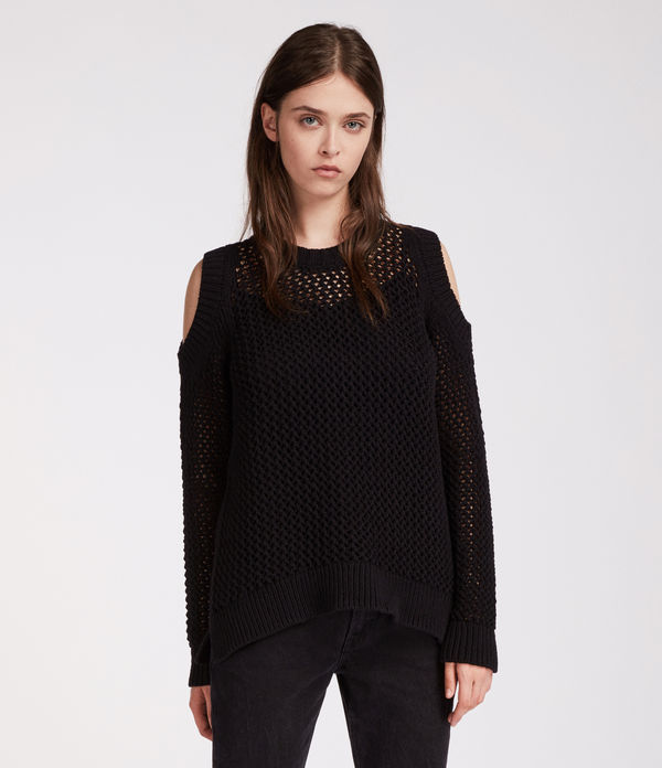 Arzana Open Shoulder Jumper