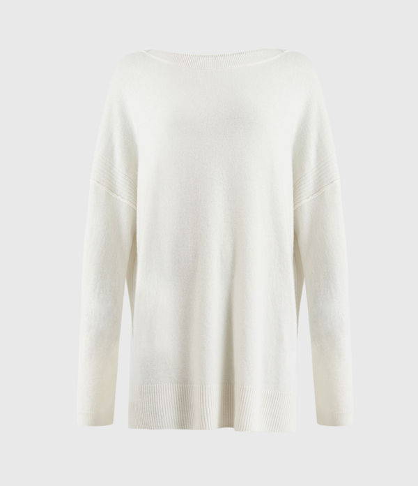 Tara Pointelle Jumper
