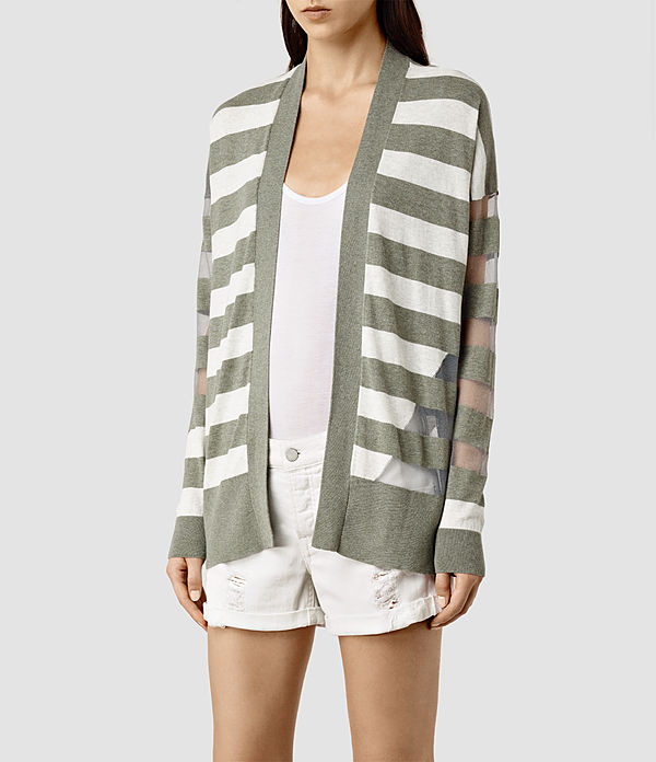 Band Cardigan - AllSaints