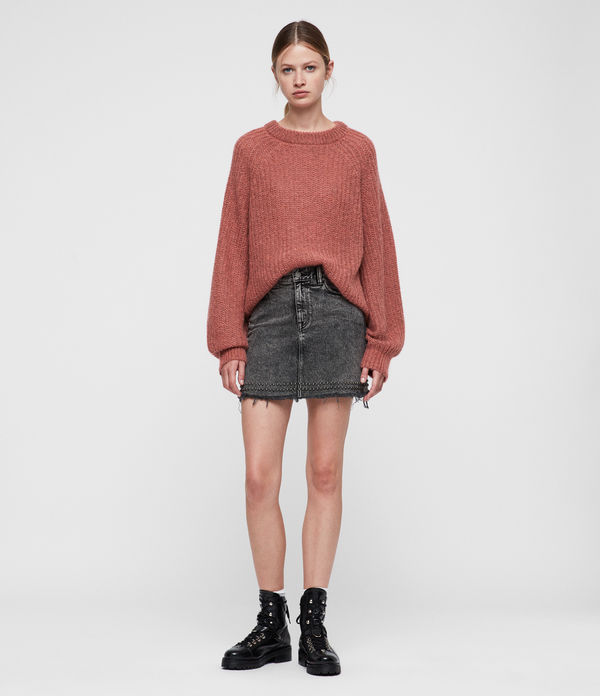renne short sweater
