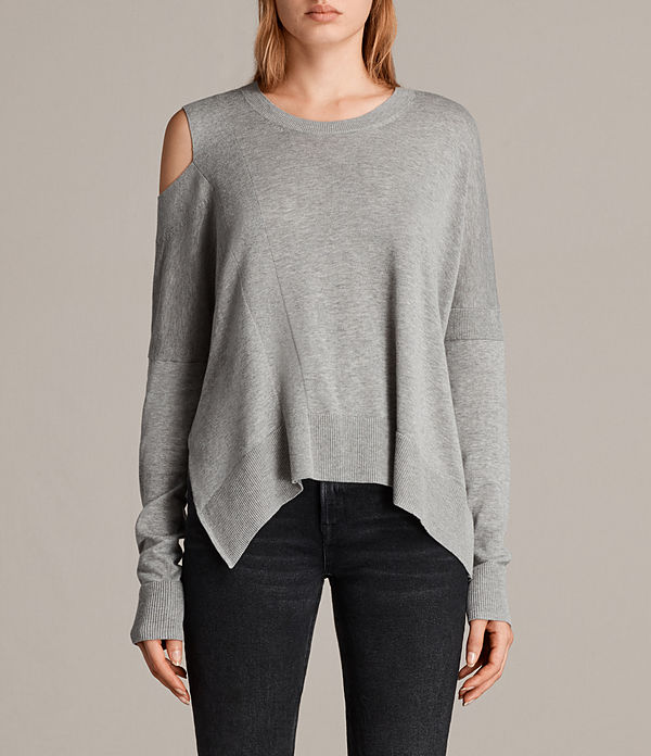 Cecily Crew Neck Jumper