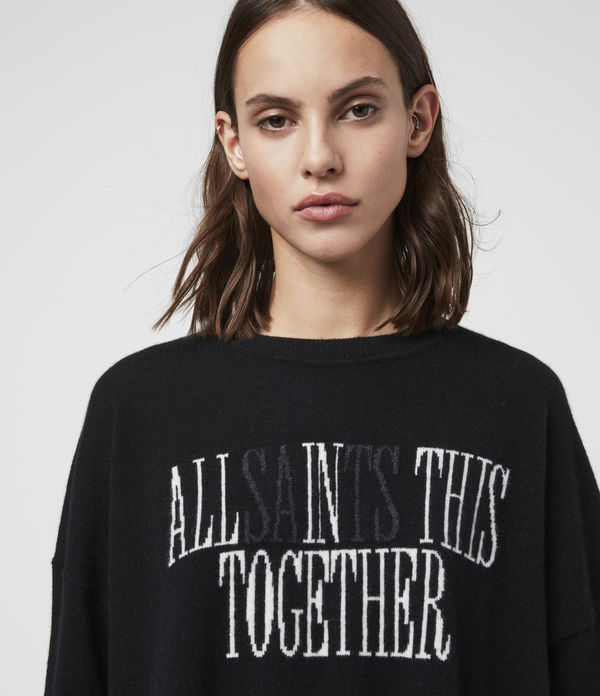 Together Cashmere Sweater