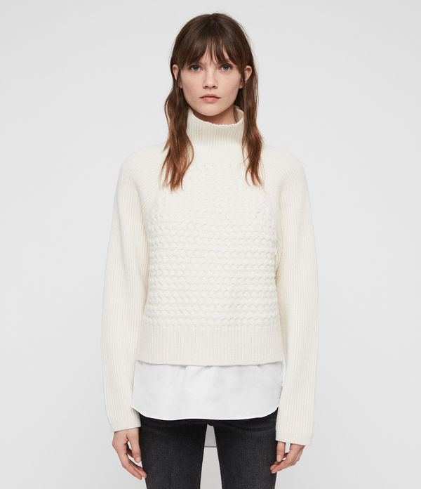 Jones Cable Sweater