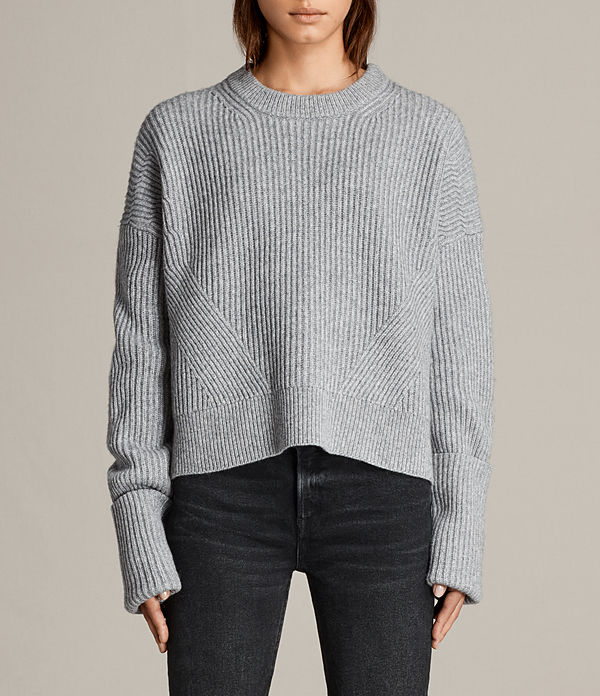 Pierce Crew Jumper