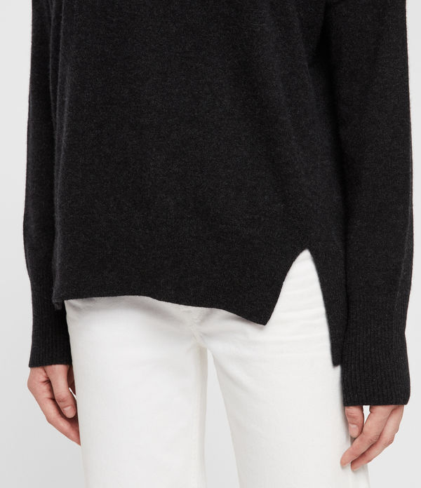 Izzie Crew Neck Sweater